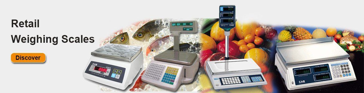 retail weighing solutions
