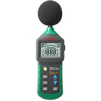 Digital Sound Level Meter (MS-6701) -> MS6701 / 30dB~ 130dB