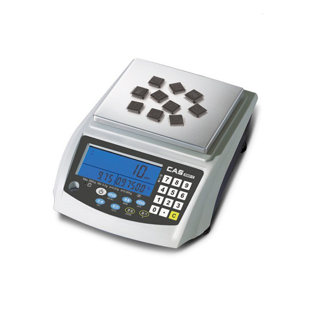 CAS MWP –C Precision Balances->MWP-CH – 600 / 600 gm / 0.01 gm