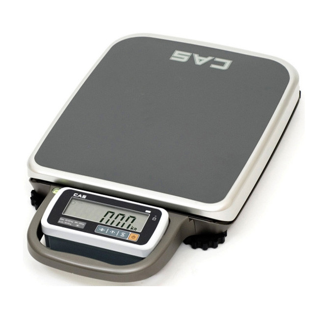 CAS PB-300 PB Series Portable Bench Scale->PB60 / Capacity: 60 kg