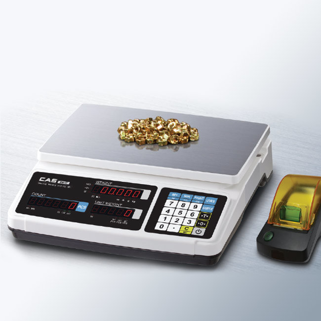 CAS PR-C Counting Scale->PR-C-15 / 15 Kg / 0.5 g