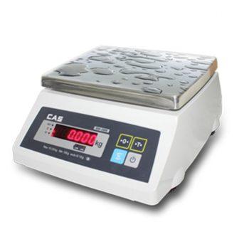CAS SW-1WR Water proof Scale->SW-1W-5 / 5 Kg / 0.5 gm