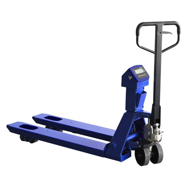 SENS LP7625 Pallet Jack Scale->LP7625 / 1150 x 550 mm / Up to 2500Kg / 500 gm
