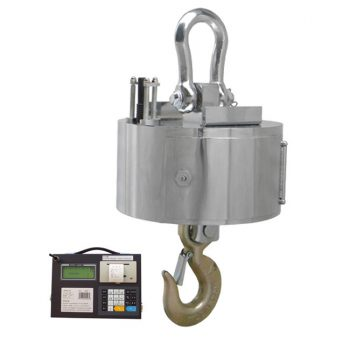 SENS OCS SWL6 Heavy Duty Wireless High Temperature Proof Crane Scale->OCS-SWL6-30 / 30000 / 10