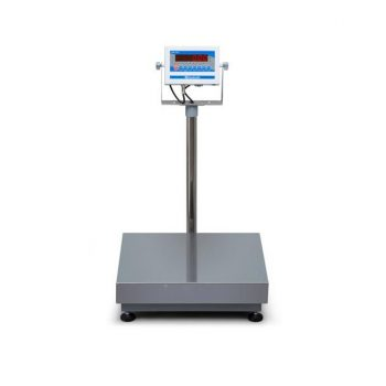 Inscale LP7510 Platform Bench Scale->LP7510-8080-600 / 80 x 80 CM / Up to 600 Kg / 100 gm