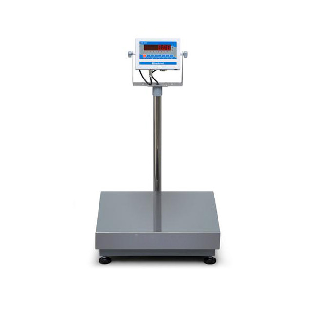 Inscale LP7510 Platform Bench Scale->LP7510-4560-500 / 45 x 60 CM / Up to 500 Kg / 50 gm