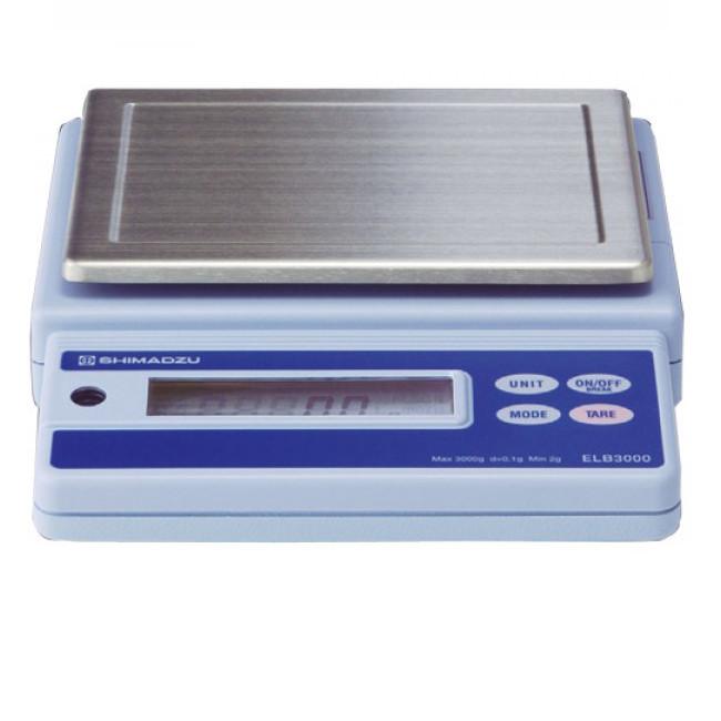 Shimadzu ELB Precision Balances->ELB 300 / 300 gm / 0.01 gm