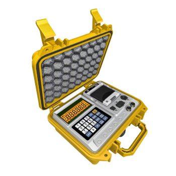 TXI 500 T Axle Load Scale Indicator -> TXI-500TF / Wireless / 4.3 inch TFT-LCD(480 x 272)