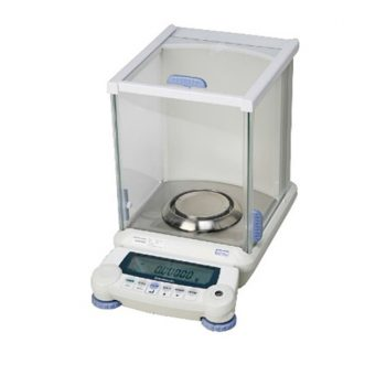Shimadzu AU Series Analytical Balances->AUX220 / 220 g / 0.1 mg
