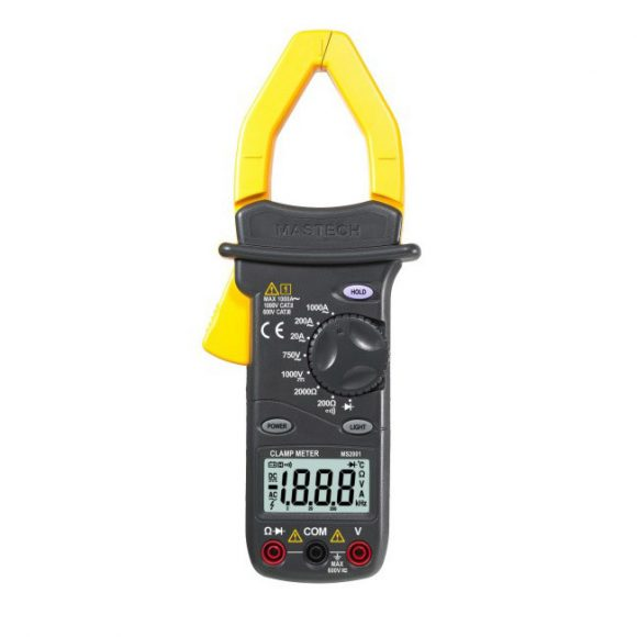 Mastech MS2001 Clamp Meter