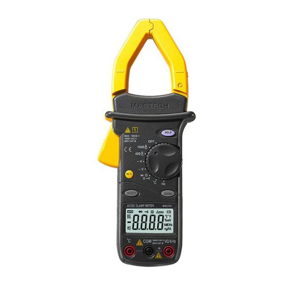 Mastech MS2101 Clamp Meter