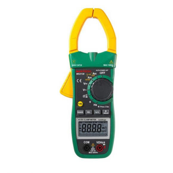 Mastech MS2138R Clamp Meter