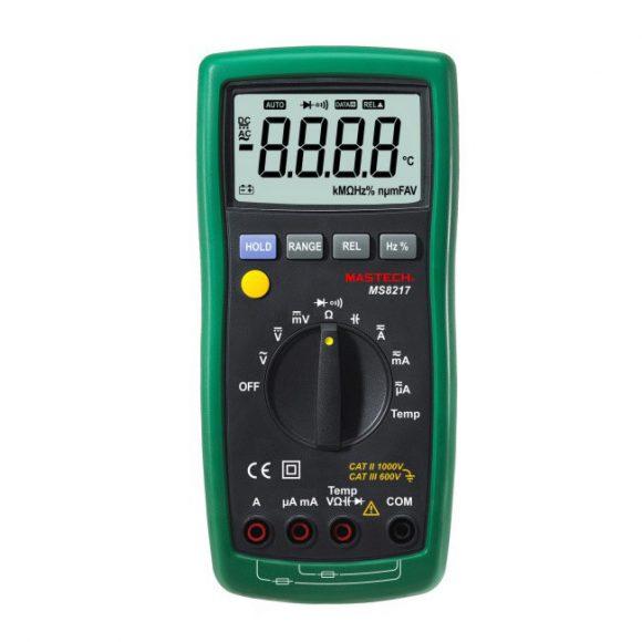 Mastech MS8217 Digital Multimeter