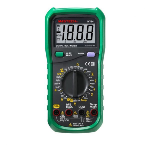 Mastech MY64 Digital Multimeter