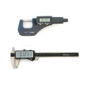 iGaging Digital Electronic Micrometer and Caliper