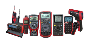 measuring instruments, multimeter, thermometer, anemometer, tachometer, electric tester,