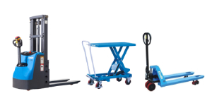 material handling equipment - pallet trolley, pallet stacker, platform trolley