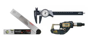 Measuring Gauges & Tools