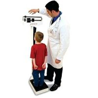 weight and height physician scale